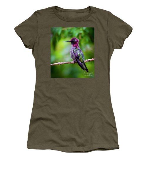 Anna Humming Bird Women's T-Shirt