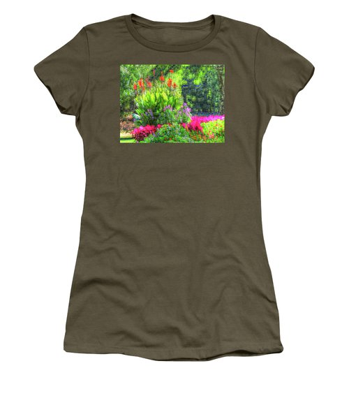 Annual Garden Women's T-Shirt (Athletic Fit)