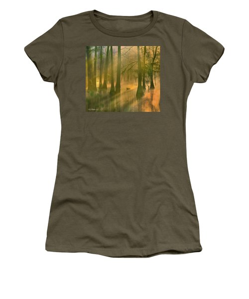 Another Day Women's T-Shirt (Junior Cut) by Tim Fitzharris