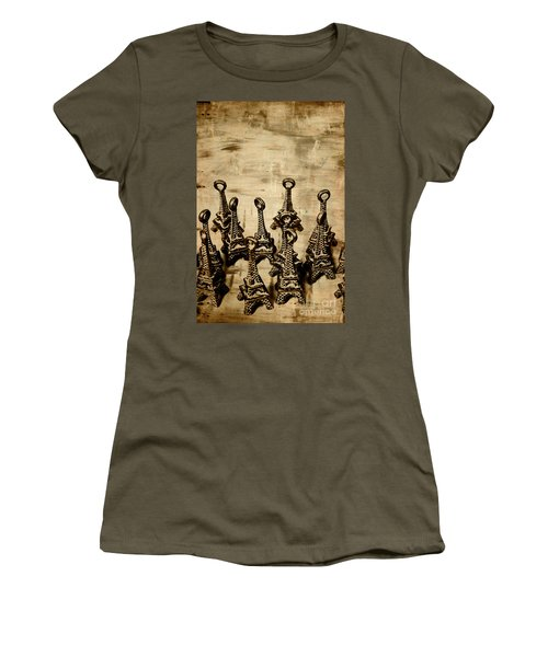 Antiques Of France Women's T-Shirt