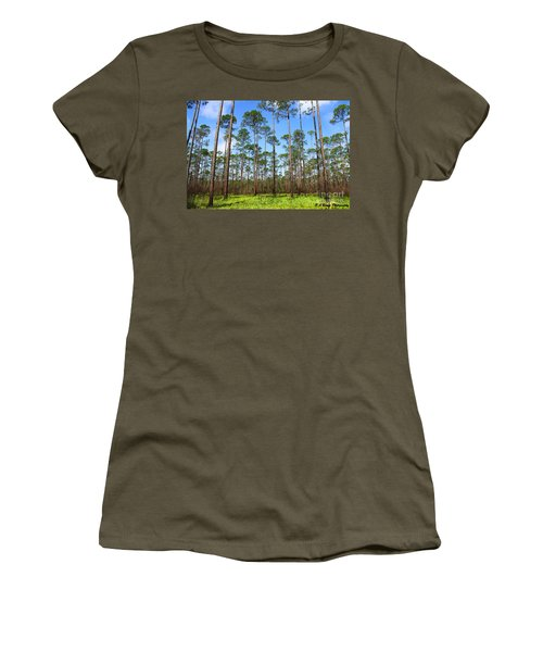 Appalachicola National Forest Women's T-Shirt