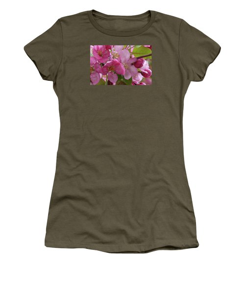 Apple Blossoms Women's T-Shirt