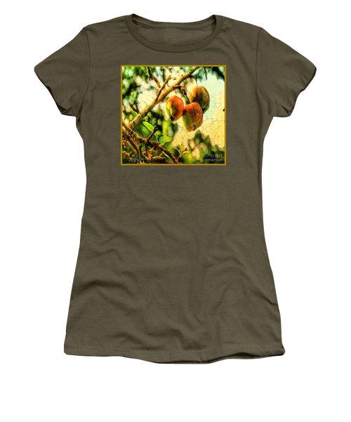 Apple  Season Women's T-Shirt (Athletic Fit)