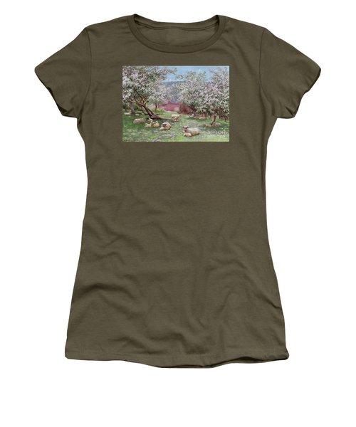Appleblossom Women's T-Shirt