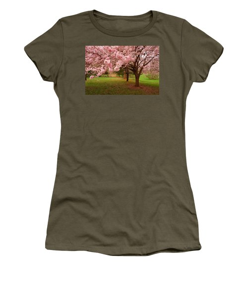 Approach Me - Holmdel Park Women's T-Shirt (Athletic Fit)