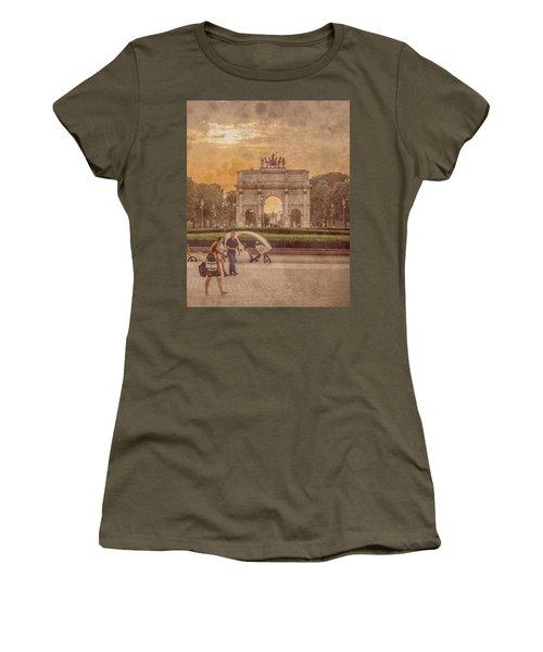 Paris, France - Arcs Women's T-Shirt