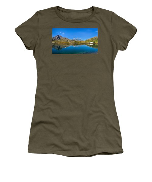 Arctic Reflections Women's T-Shirt (Junior Cut)
