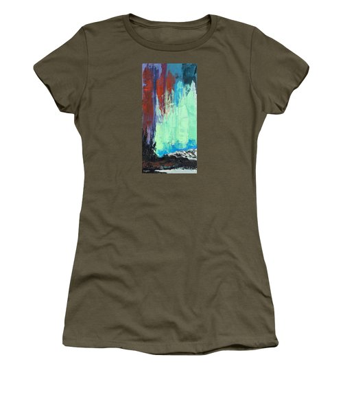 Arise Women's T-Shirt (Junior Cut) by Nathan Rhoads