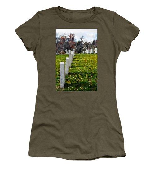 Arlington National Cemetery Hill Women's T-Shirt