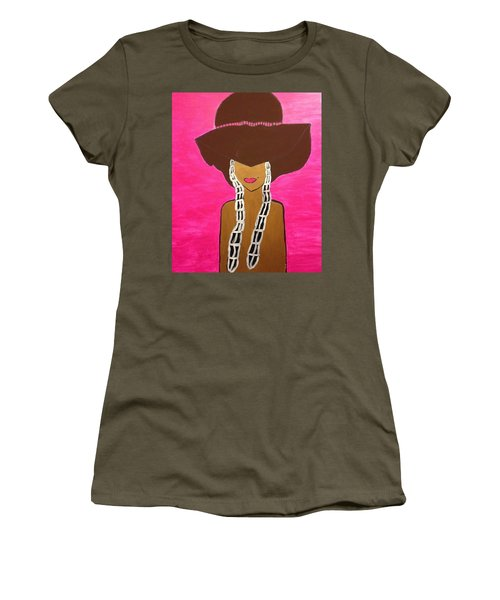 Around The Way Girl  Women's T-Shirt
