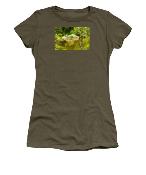 Artistic Double Women's T-Shirt (Junior Cut) by Leif Sohlman