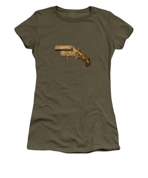 Gunmetal Women's T-Shirt (Athletic Fit)