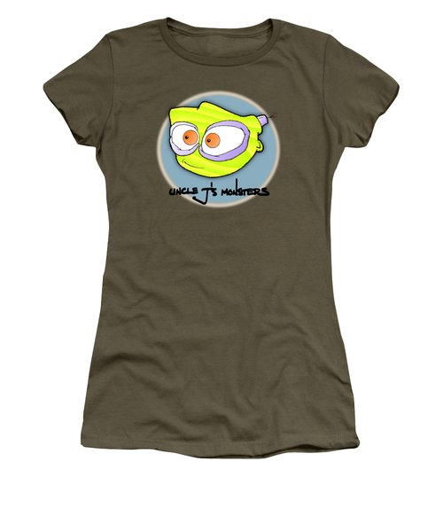 Tyro Women's T-Shirt (Junior Cut) by Uncle J's Monsters