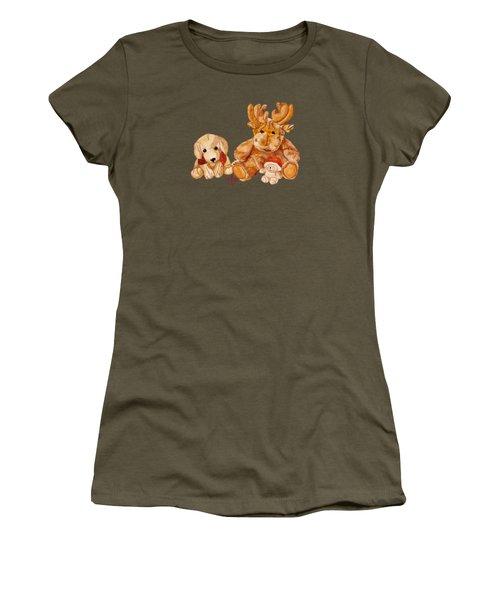 Christmas Buddies II Women's T-Shirt