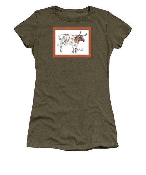 Friesien The Bull Women's T-Shirt (Athletic Fit)