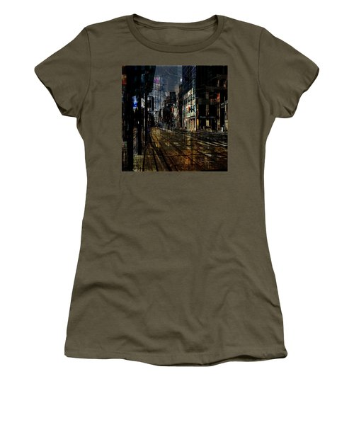 As The Sun Goes Down Women's T-Shirt (Junior Cut) by Nicky Jameson
