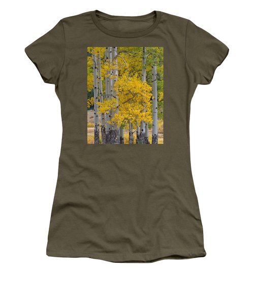 Aspen Bouquet Women's T-Shirt