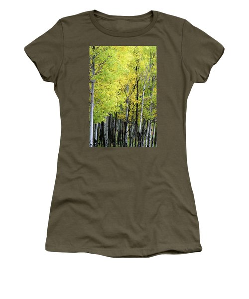 Aspen Splendor Women's T-Shirt
