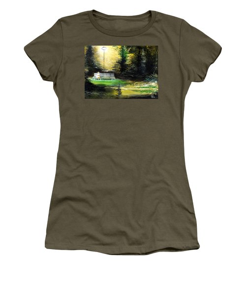 At Peace Women's T-Shirt