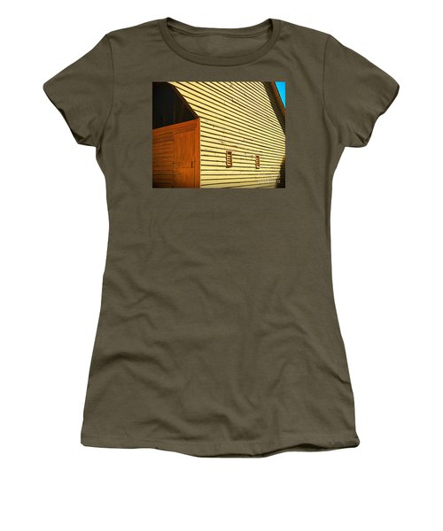 At The Corner Women's T-Shirt