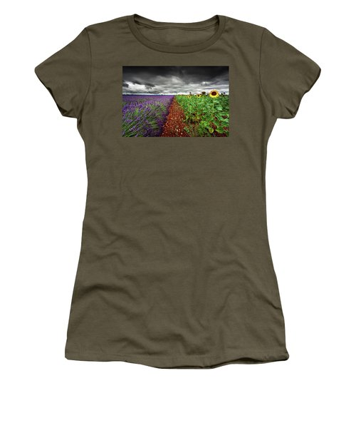 At The Middle Women's T-Shirt