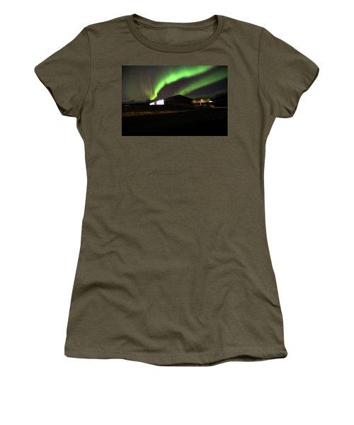Aurora Borealis - 1 Women's T-Shirt