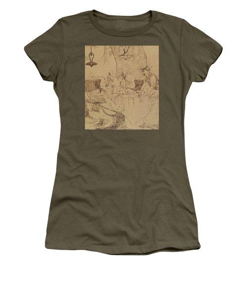 Autopsy At The Hotel-dieu Women's T-Shirt