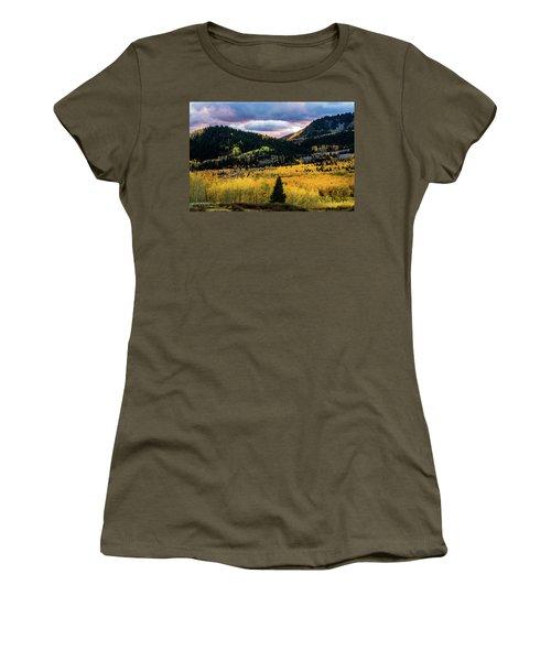 Autumn At Guardsman Pass Women's T-Shirt