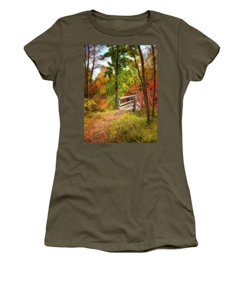 Autumn Bridge Women's T-Shirt