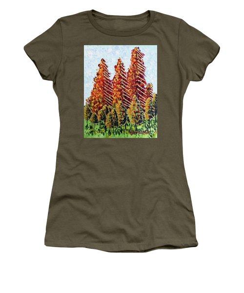 Autumn Christmas Women's T-Shirt