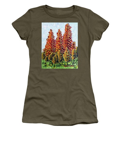 Autumn Christmas Women's T-Shirt