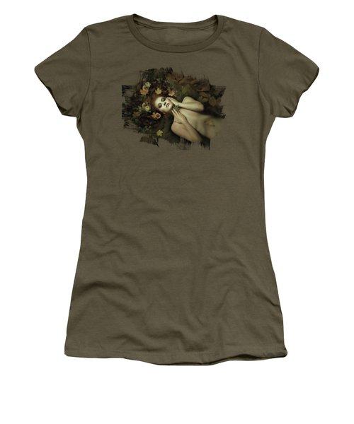 Autumn Dreams Women's T-Shirt (Athletic Fit)