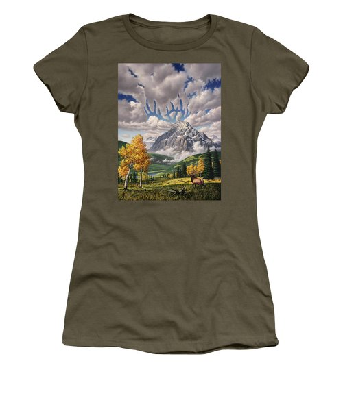 Autumn Echos Women's T-Shirt