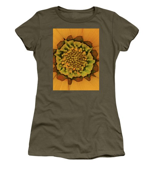 Autumn Flower Women's T-Shirt (Athletic Fit)