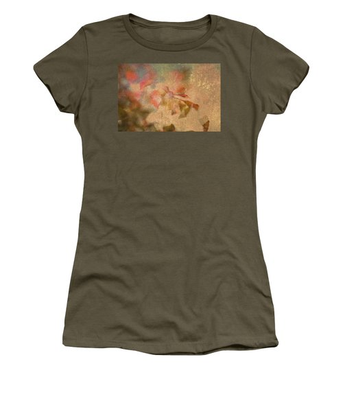 Autumn Fugue Women's T-Shirt (Athletic Fit)