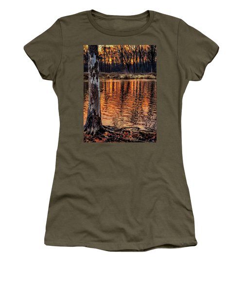 Autumn Gold Women's T-Shirt