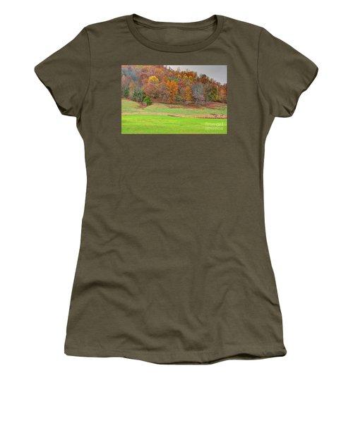 Autumn Hillside Women's T-Shirt