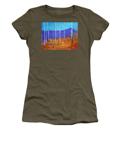 Autumn In Cloudcroft Women's T-Shirt