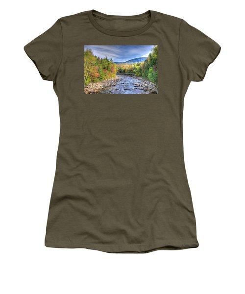 Autumn In New Hampshire Women's T-Shirt