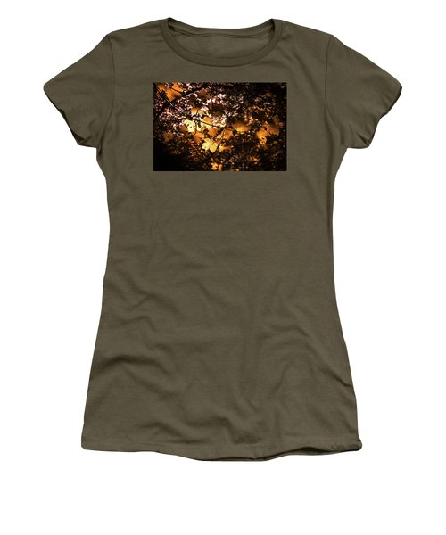 Autumn Leaves Women's T-Shirt