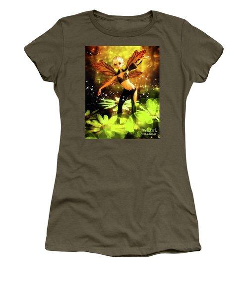 Autumn Pixie Women's T-Shirt