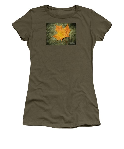 Autumn Women's T-Shirt (Junior Cut) by Reb Frost