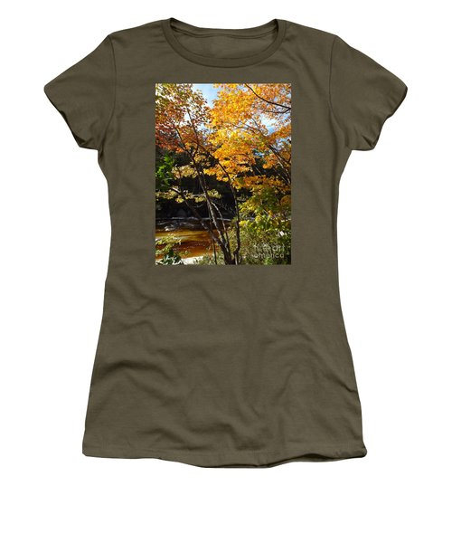 Autumn River Women's T-Shirt