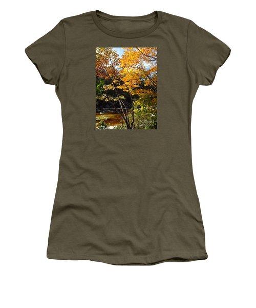 Autumn River Women's T-Shirt