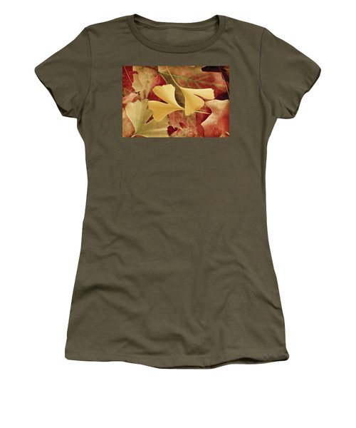 Autumn Yellow Women's T-Shirt
