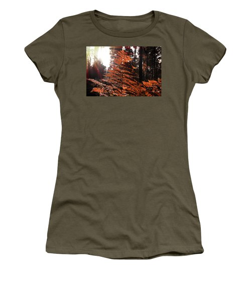 Autumnal Evening Women's T-Shirt