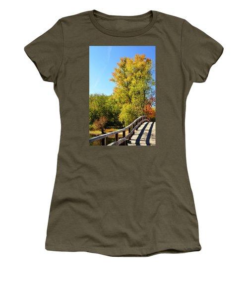 Autumnal North Bridge Women's T-Shirt