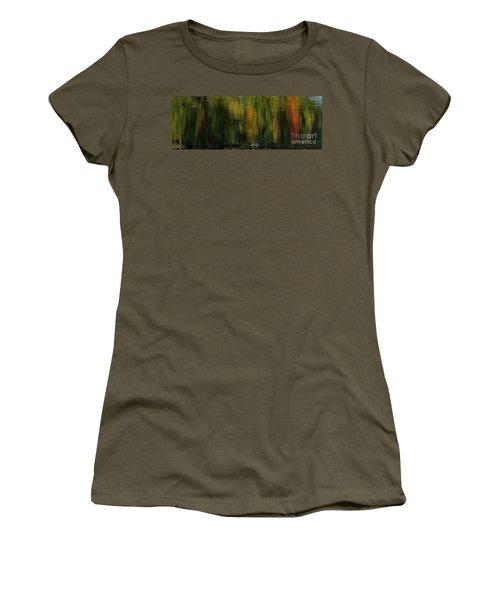 Autumnal Reflections Women's T-Shirt