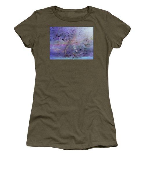 Avian Dreams 3 Women's T-Shirt