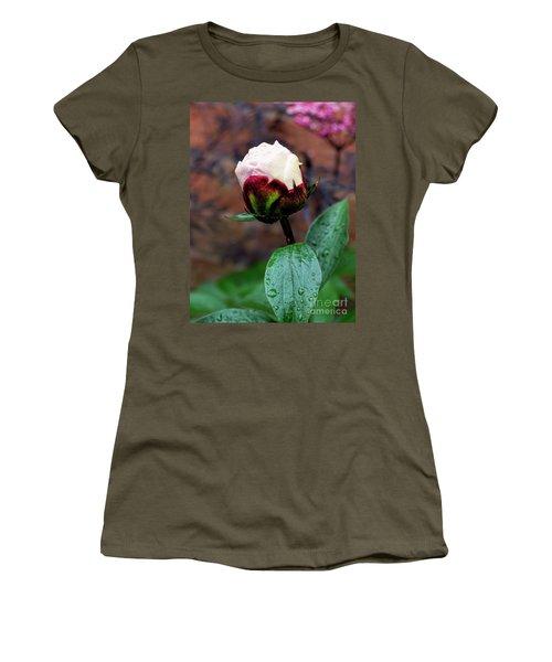 Awakening Women's T-Shirt (Junior Cut) by Gillian Singleton